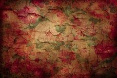 Contexte floral criqué Images stock