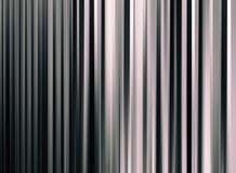 Contexte gris vibrant vertical de rideaux en métal images stock