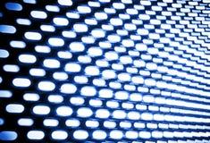Contexto abstrato do movimento das luzes Fotos de Stock