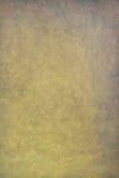 Contexto amarillo pintado a mano Backgraund Foto de archivo libre de regalías