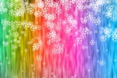 Contexto colorido abstrato Imagem de Stock