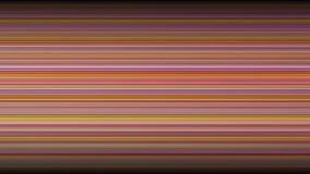 contexto 3d listrado alaranjado cor-de-rosa múltiplo ilustração royalty free