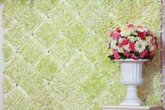 Contexto da flor Fotografia de Stock