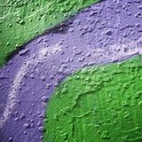 Contexto de Grunge Close up da parede da rua Foto envelhecida foto de stock royalty free