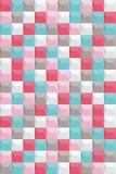 Contexto del vector de la forma geométrica Foto de archivo