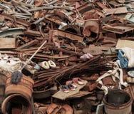 Contexto do lixo imagens de stock
