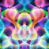 Contexto do mosaico do triângulo Imagens de Stock Royalty Free