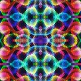 Contexto do mosaico do triângulo Fotografia de Stock Royalty Free