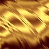 Contexto do ouro Fotografia de Stock Royalty Free