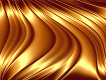 Contexto do ouro Imagens de Stock