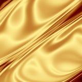 Contexto dourado Imagens de Stock
