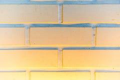 Contexto en la pared de la pared de la casa Fotos de archivo libres de regalías