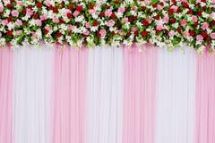 Contexto floral imagen de archivo libre de regalías