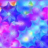 Contexto geométrico abstracto brillante para las cubiertas del diseño, pH del mosaico Fotos de archivo