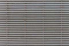 Contexto natural branco do teste padrão da parede do lath Imagem de Stock Royalty Free