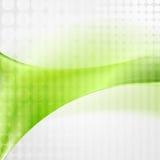 Contexto ondulado del extracto de la tecnología ilustración del vector