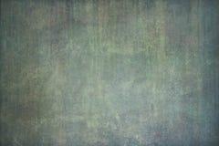 Contexto pintado a mano verde con las rayas Fotografía de archivo libre de regalías