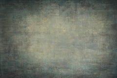 Contexto pintado verde de la lona o de la muselina Foto de archivo libre de regalías