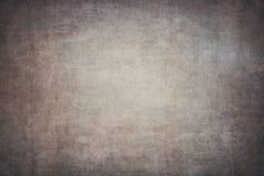 Contextos pintados a mano de la lona gris Foto de archivo