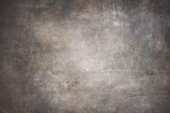 Contextos pintados a mano de la lona gris Imagenes de archivo