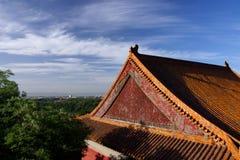 Continent du bouddhisme quatre Photographie stock