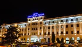 Continentaal hotel stock afbeeldingen