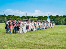 Continental Army Stock Images