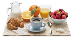 Continental breakfast Stock Photos
