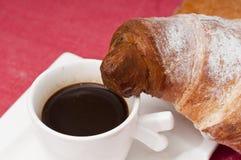 Continental breakfast Stock Image