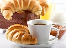 Continental breakfast Royalty Free Stock Photos