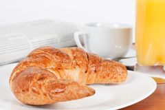 Continental breakfast Stock Photos