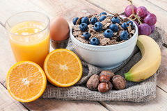 Continental breakfast Royalty Free Stock Photography