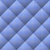 Continental quilt. Generated texture or background Stock Photos
