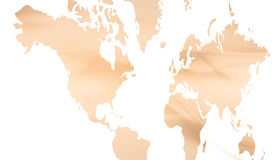 Continents Royalty Free Stock Images