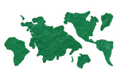 continents Photo stock