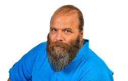 Continual trim of the beard Royalty Free Stock Photos