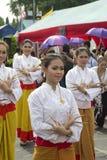 Continue a tradição da etiqueta Setanta do arroz. Fotos de Stock