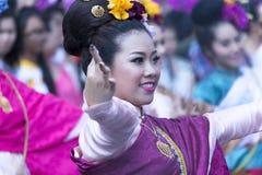 Continue a tradição da etiqueta Setanta do arroz. Foto de Stock Royalty Free