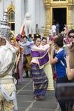 Continue a tradição da etiqueta Setanta do arroz. Imagens de Stock Royalty Free