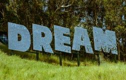 Continuez à rêver vos rêves apparaîtra photo libre de droits