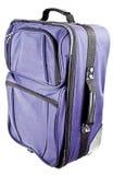 Continuez le sac de valise de bagage de course Image stock