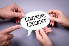 Free Continuing Education Concept Royalty Free Stock Photos - 125410348