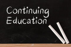 Continuing education Stock Photo