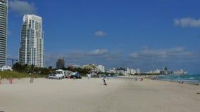 Continuum Condominium Miami Beach stock footage