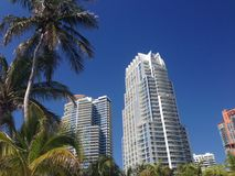 Continuum On South Beach Condo Stock Photo