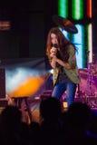 Conto alla rovescia 2013 di musica di HUA HIN Immagine Stock Libera da Diritti