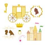 Conto de fadas Imagens de Stock Royalty Free