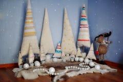 Conto de fadas do inverno Fotografia de Stock Royalty Free