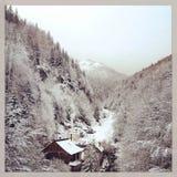 Conto do inverno fotos de stock royalty free