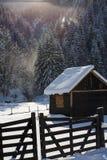 Conto do inverno Fotos de Stock